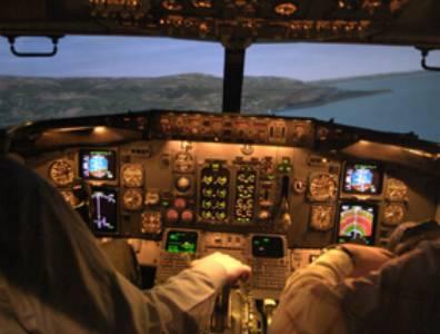 Botta e risposta con un pilota Alitalia