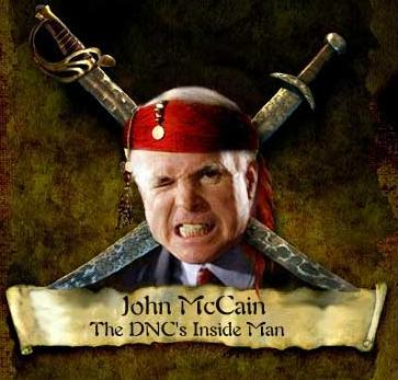 Un bravo al pompiere John McCain