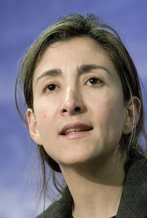 Un meeting con Ingrid Betancourt