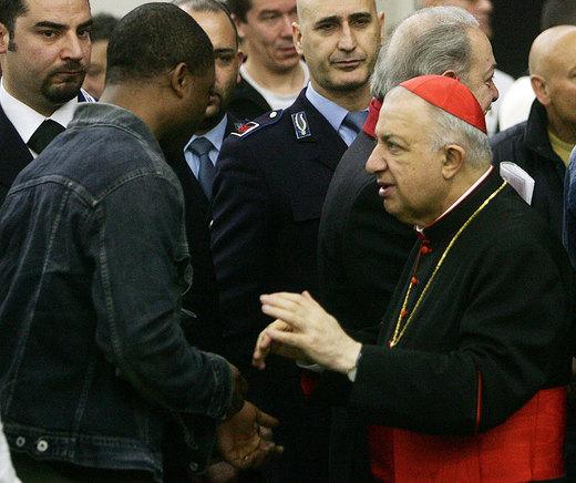 Il cardinale e i soldi ai senza lavoro