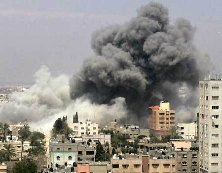 Gaza, all'inferno senza ritorno