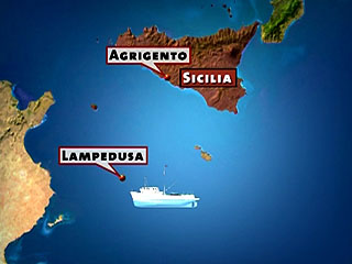 Incontro a Lampedusa