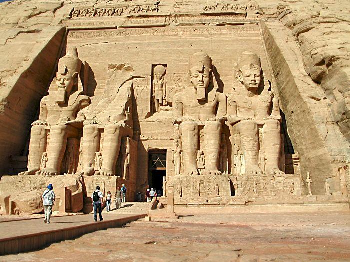 Buon 2010 dall'antico Egitto