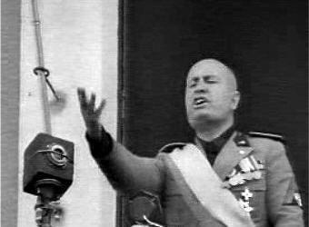 the life and contributions of benito mussolini The execution of mussolini - a summary posted on april 28, 2010 by admin the execution of mussolini: on 28 april 1945, benito mussolini and his mistress, clara petacci , were executed by partisans as they tried to flee italy.
