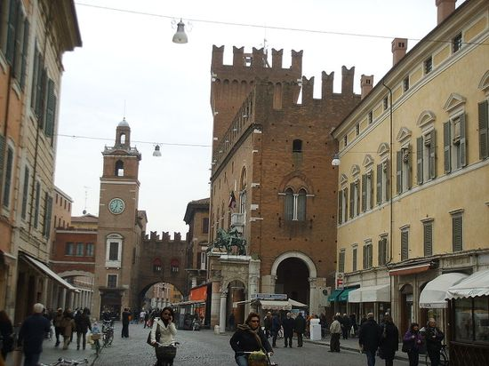 Scintille a Ferrara, Rimini, Dubino