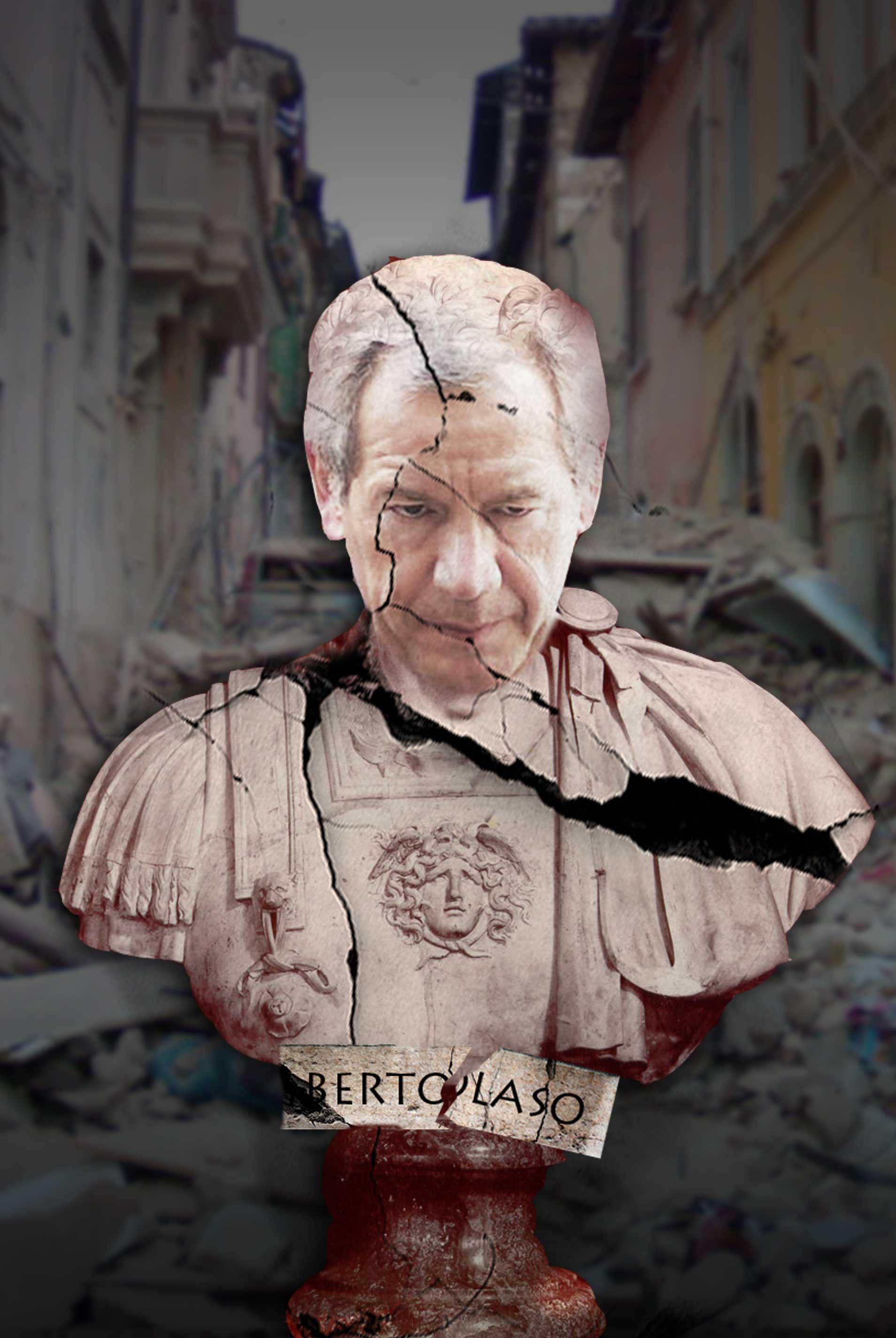 L'Infedele e lo scandalo della Bertolaso s.p.a.