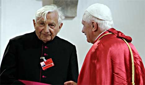 Ratisbona città iellata per i Ratzinger