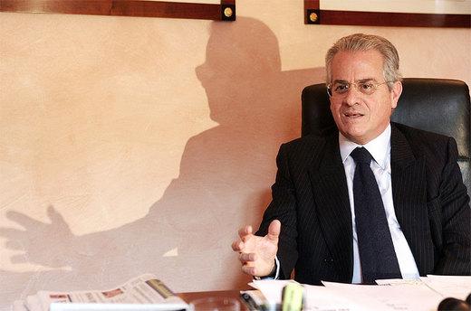 Claudio Scajola e la sua ombra