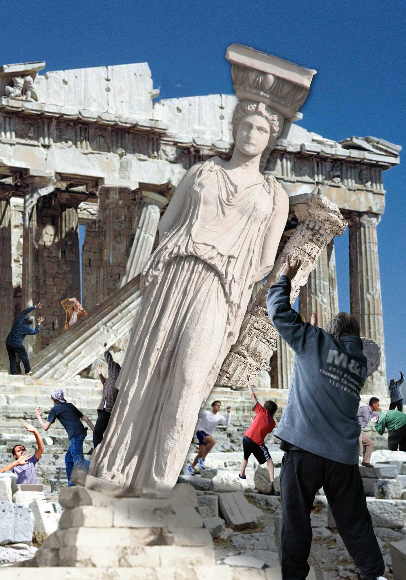 L'Infedele: il crack in Grecia è contagioso?