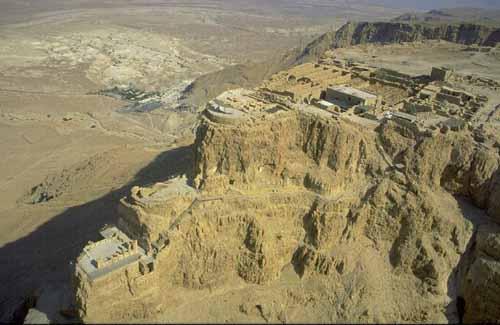 """Il tris del """"Va pensiero"""" a Masada"""