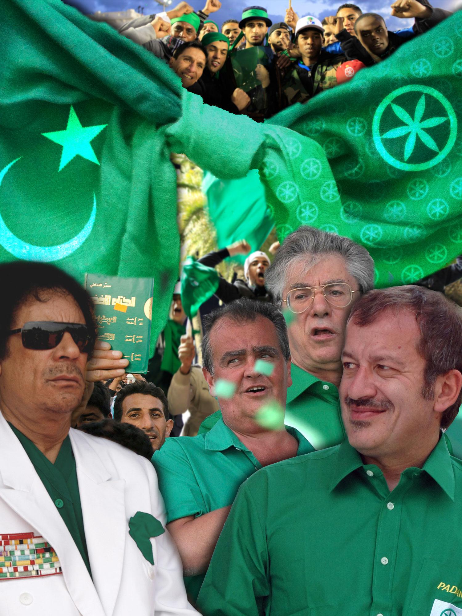 L'Infedele: la Libia e la disunità d'Italia