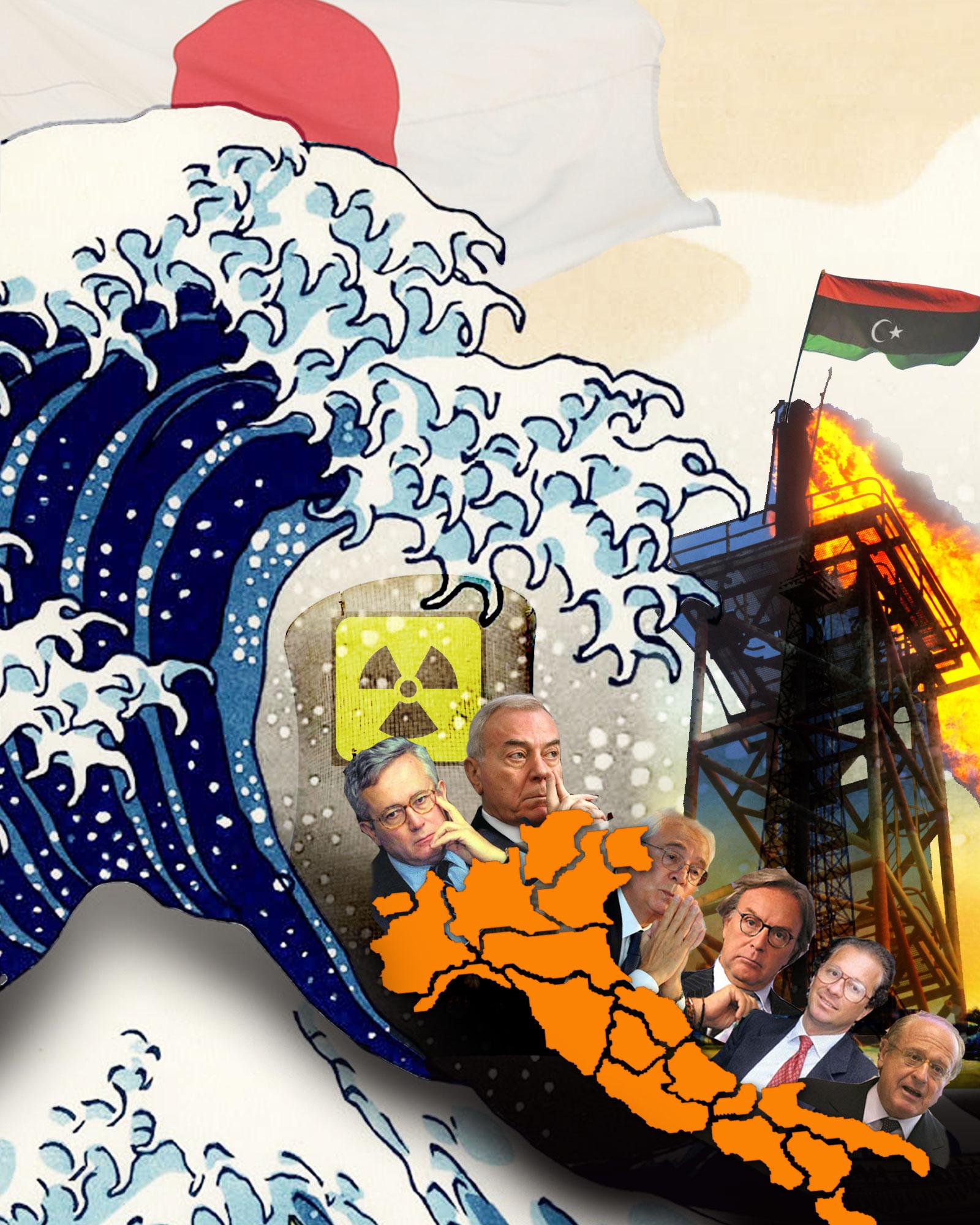 L'Infedele e lo Tsunami che ci piomba in casa