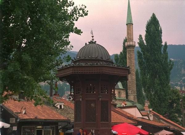 Buon Pesach da Sarajevo