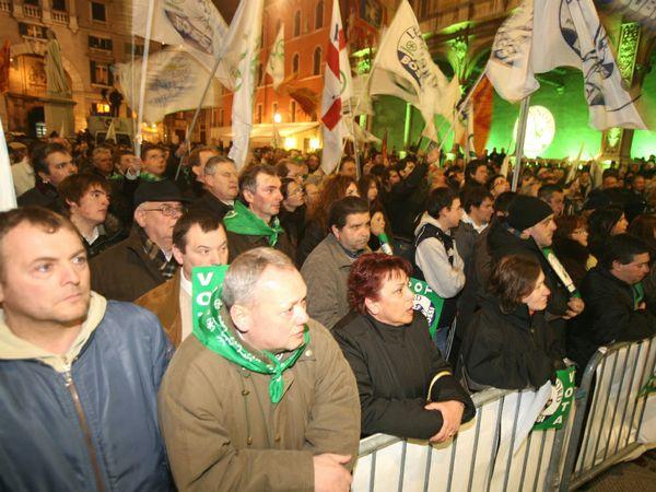 Milano e la tentazione dei leghisti