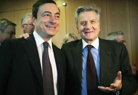 Il braccio di ferro è su Mario Draghi