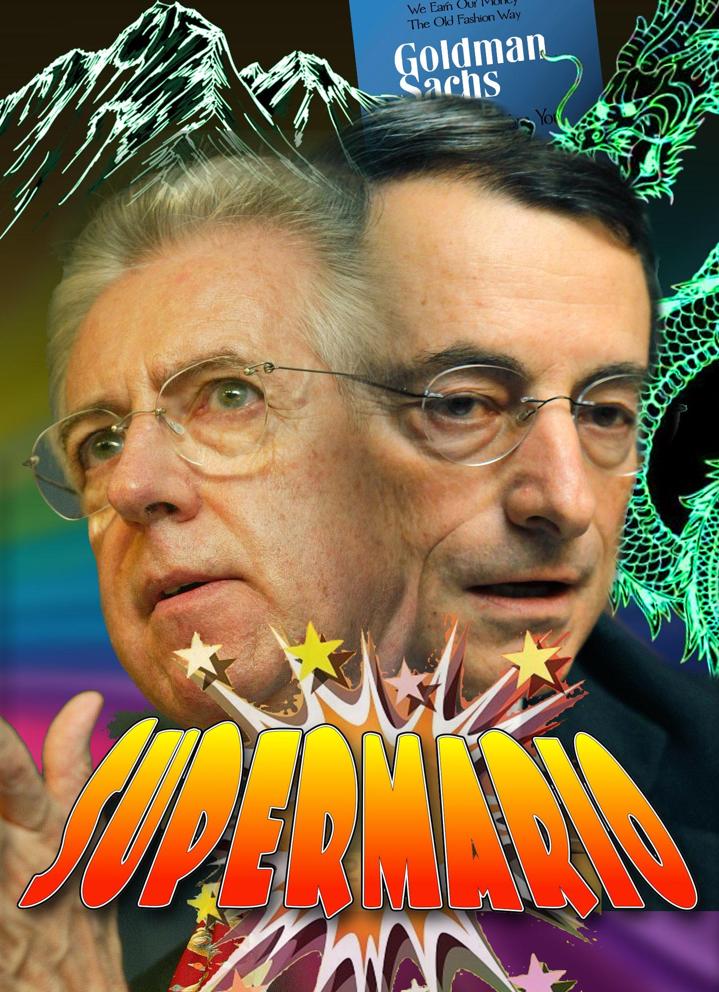 L'Infedele: governo Monti, o la va o la spacca