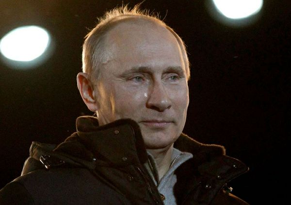 L'amico Putin