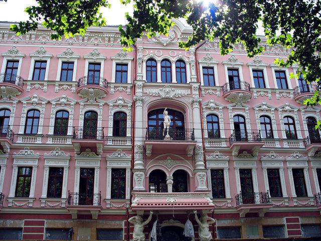 Pesach a Odessa