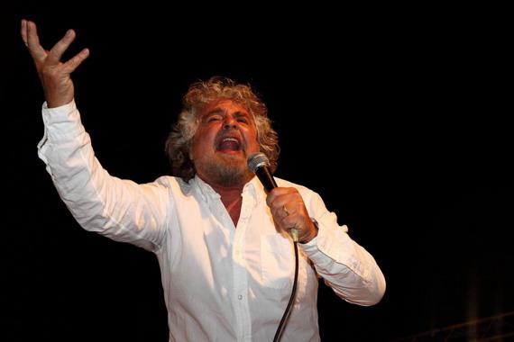 Quanti Beppe Grillo si aggirano per l'Europa