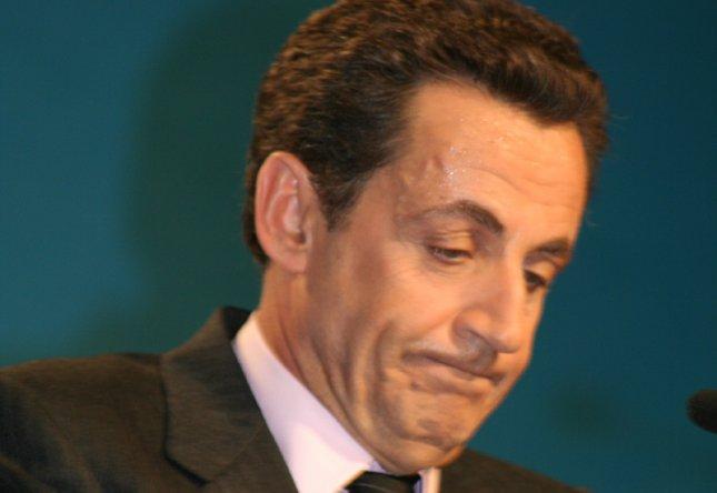 Che batosta, Sarkozy
