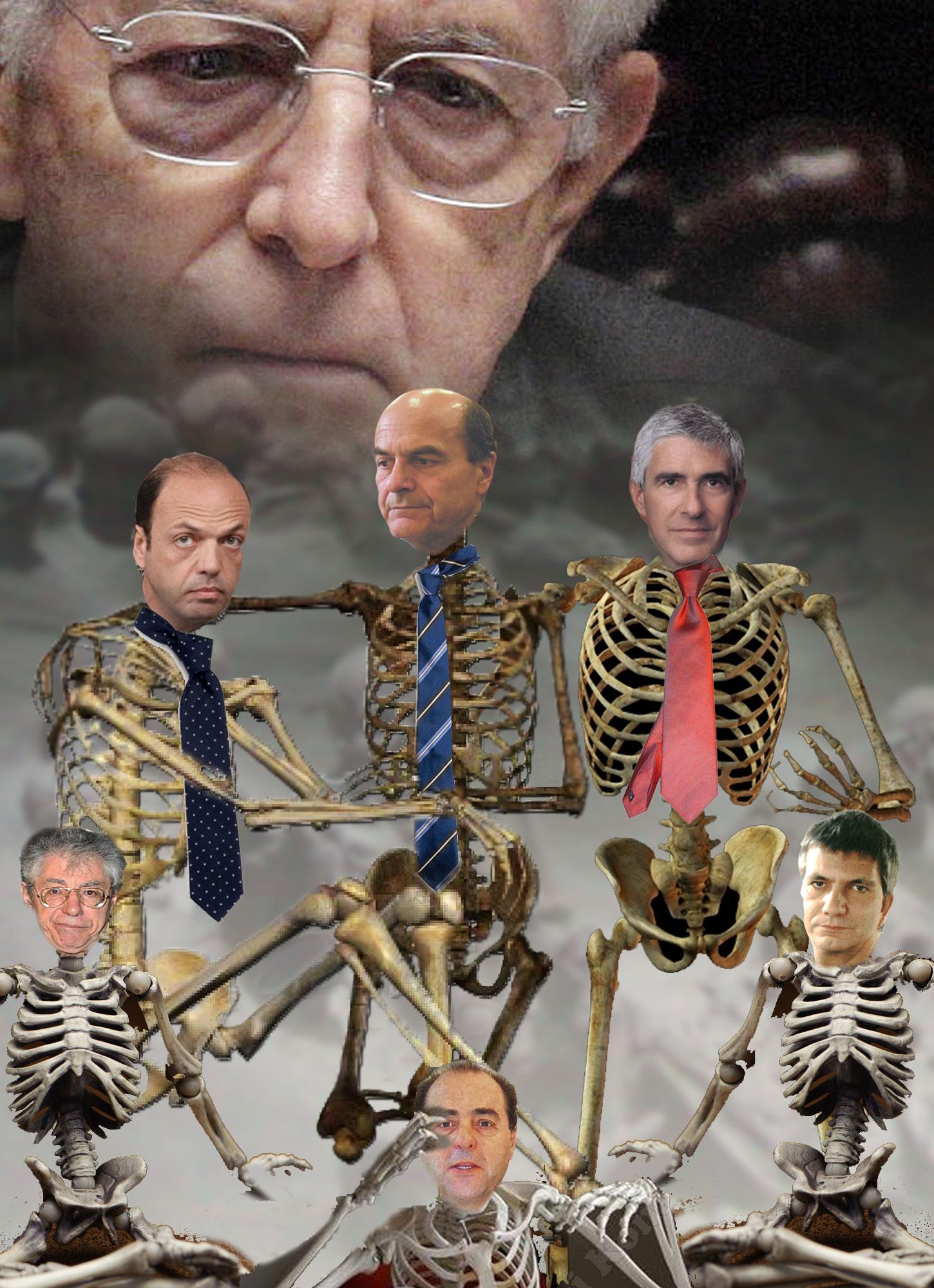 L'Infedele: partiti-zombie futuro cercasi