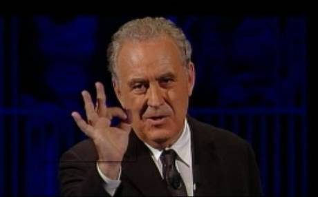 Benvenuto Santoro in una tv libera e critica