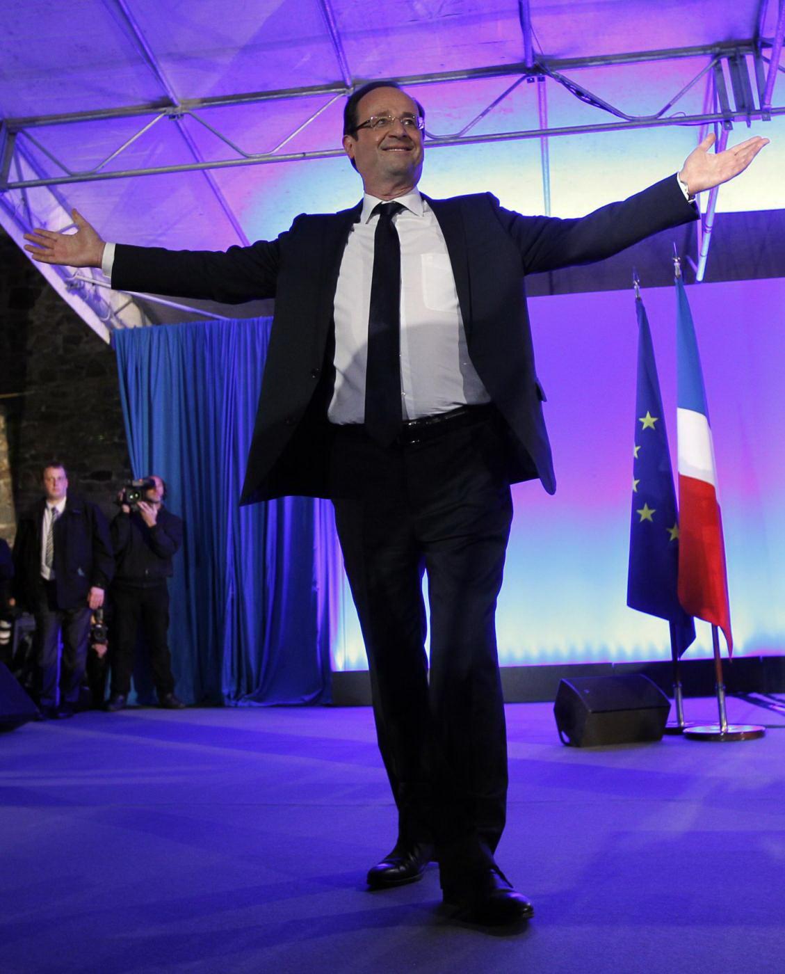 Evviva la Francia socialista!