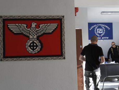 L'ombra nazista sulla Grecia