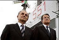 Con Prodi e Parisi, un incontro a Bologna