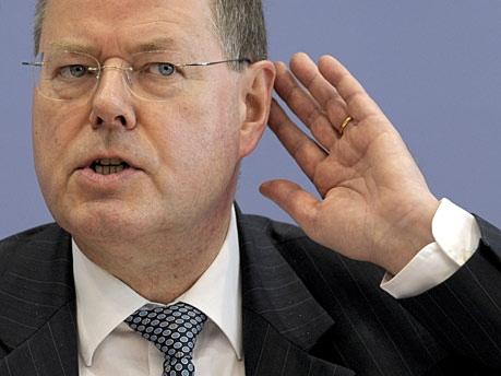 Steinbrück: il capitalismo va domato