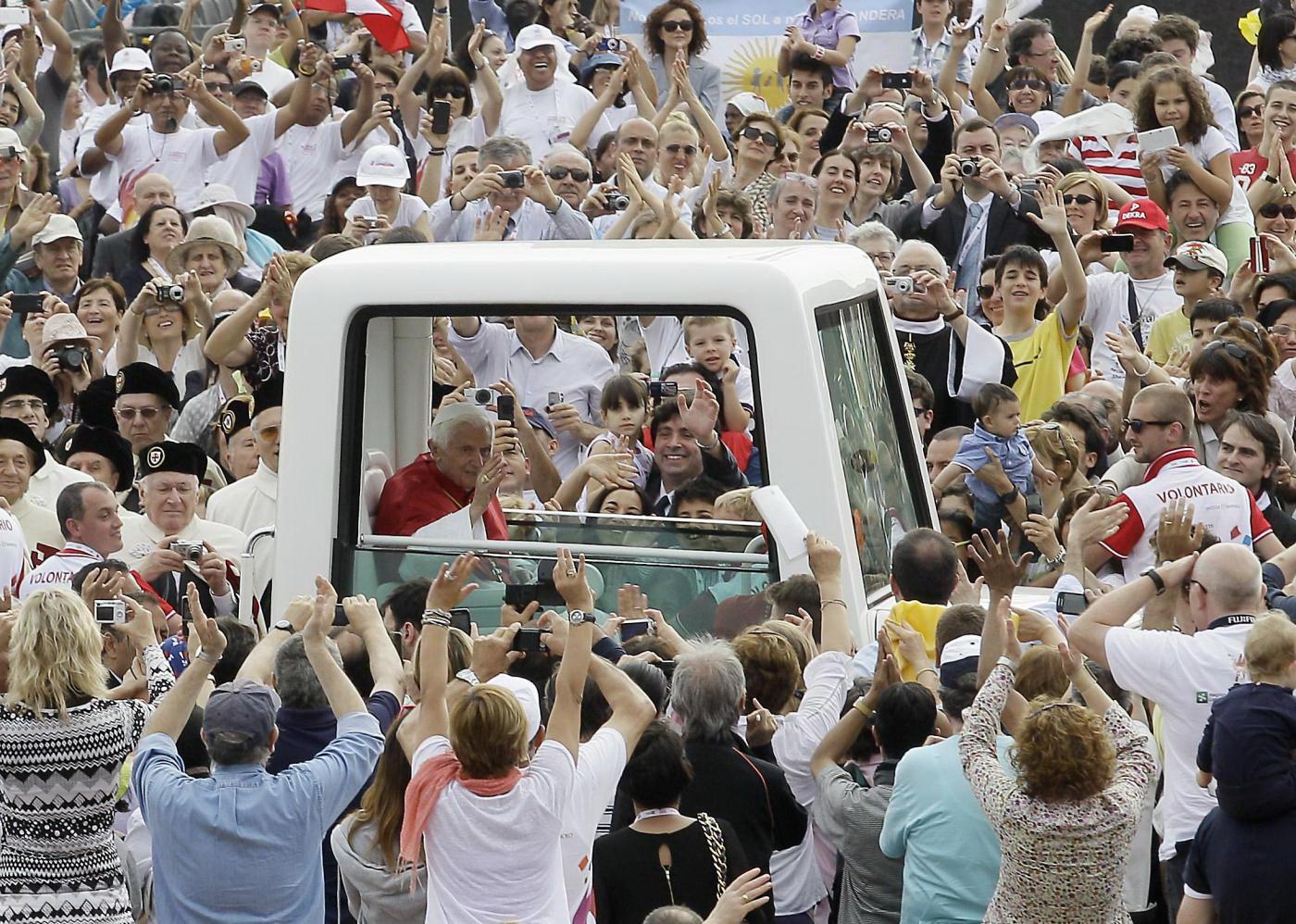 Peccato quel silenzio del Papa tra la folla