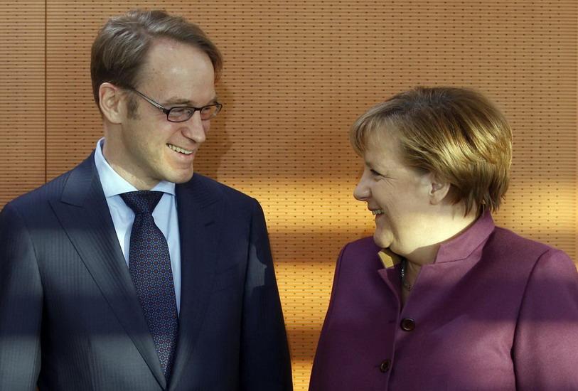 Weidmann: l'euro deve essere come il marco