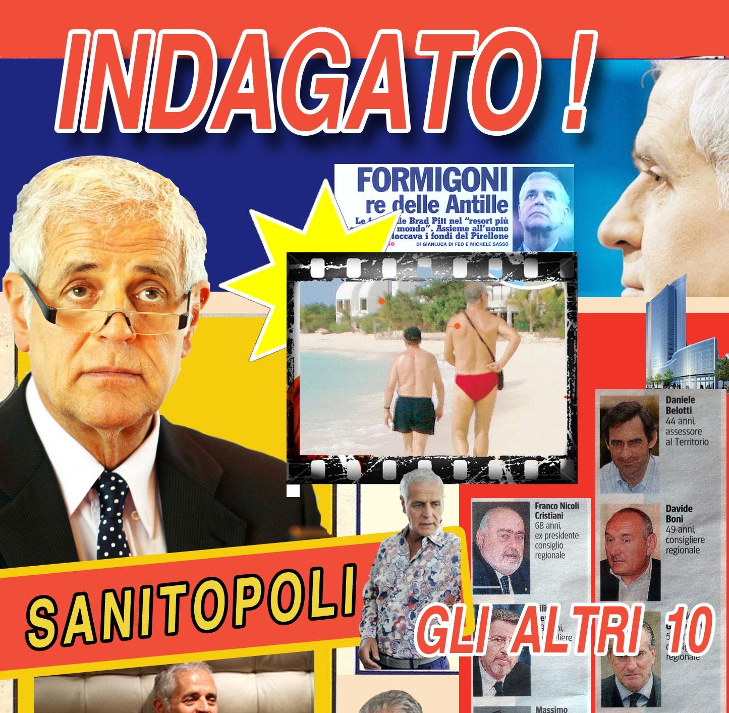 L'Infedele: Europaura e scandalo Formigoni