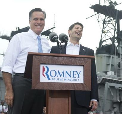 Romney-Ryan, un ticket contro lo Stato sociale