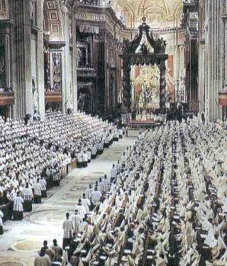 Di chi è la Chiesa? Il Concilio che stupì il mondo