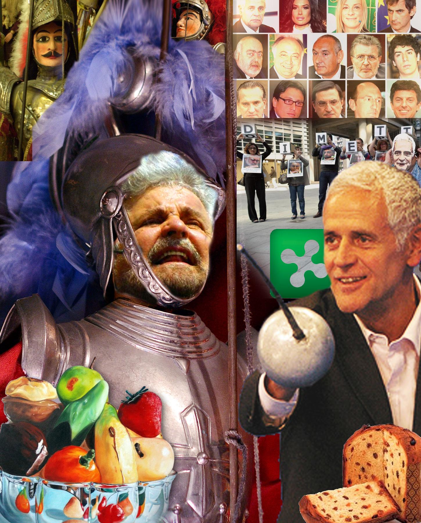 """L'Infedele tra Sicilia e Lombardia, in arrivo c'è nuova politica o invece restano i soliti """"mostri""""?"""