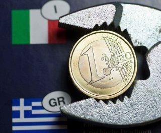 La Grecia è il simbolo della fallimentare paralisi della Ue