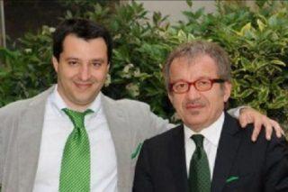 Maroni e Salvini, avete qualcosa da dire sul razzismo di Radio Padania?