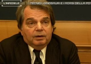 Brunetta: le dimissioni di Monti non sono un pericolo per l'Italia