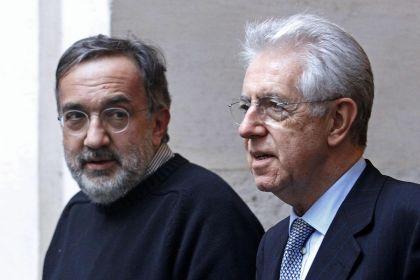 Monti & Marchionne insieme sono già un programma elettorale