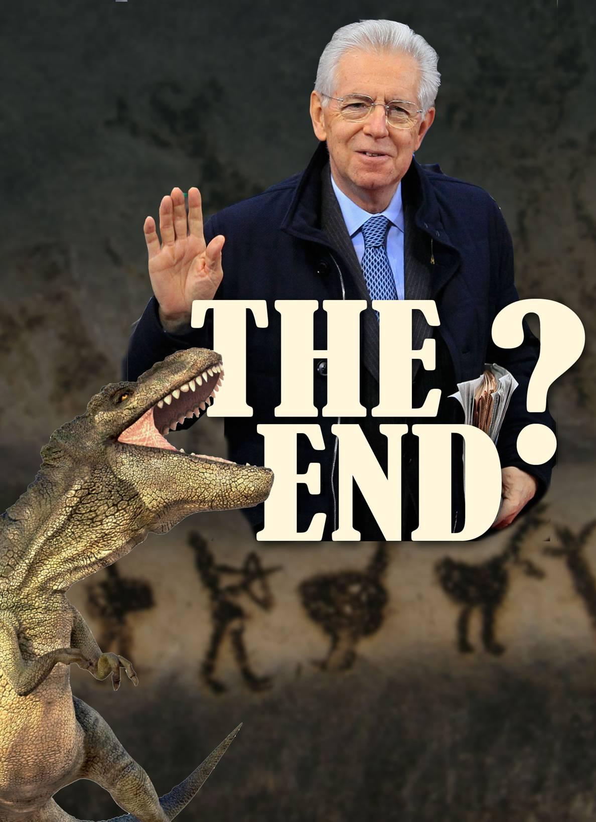 L'Infedele 2002-2012 the end: il ritorno del dinosauro e i morsi della povertà