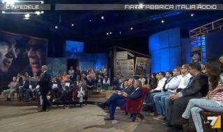 Le migliori puntate de L'Infedele: Fiat, Fabbrica Italia addio