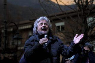 Il no di Grillo a Sky: capriccio, cafoneria o scherzo meditato?