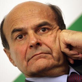 Molto deludente questo Bersani incapace di autocritica