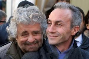 Marco Travaglio critica Grillo ed il M5S per il no a qualsiasi governo