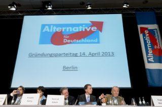 Il nuovo partito anti euro della Germania