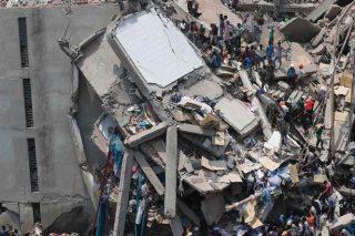 La tragedia del Rana Plaza, quando il lavoro uccide