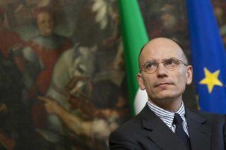 Enrico Letta, l'estraneo del Pd