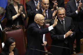 La rielezione di Napolitano, una disfatta o una necessità?