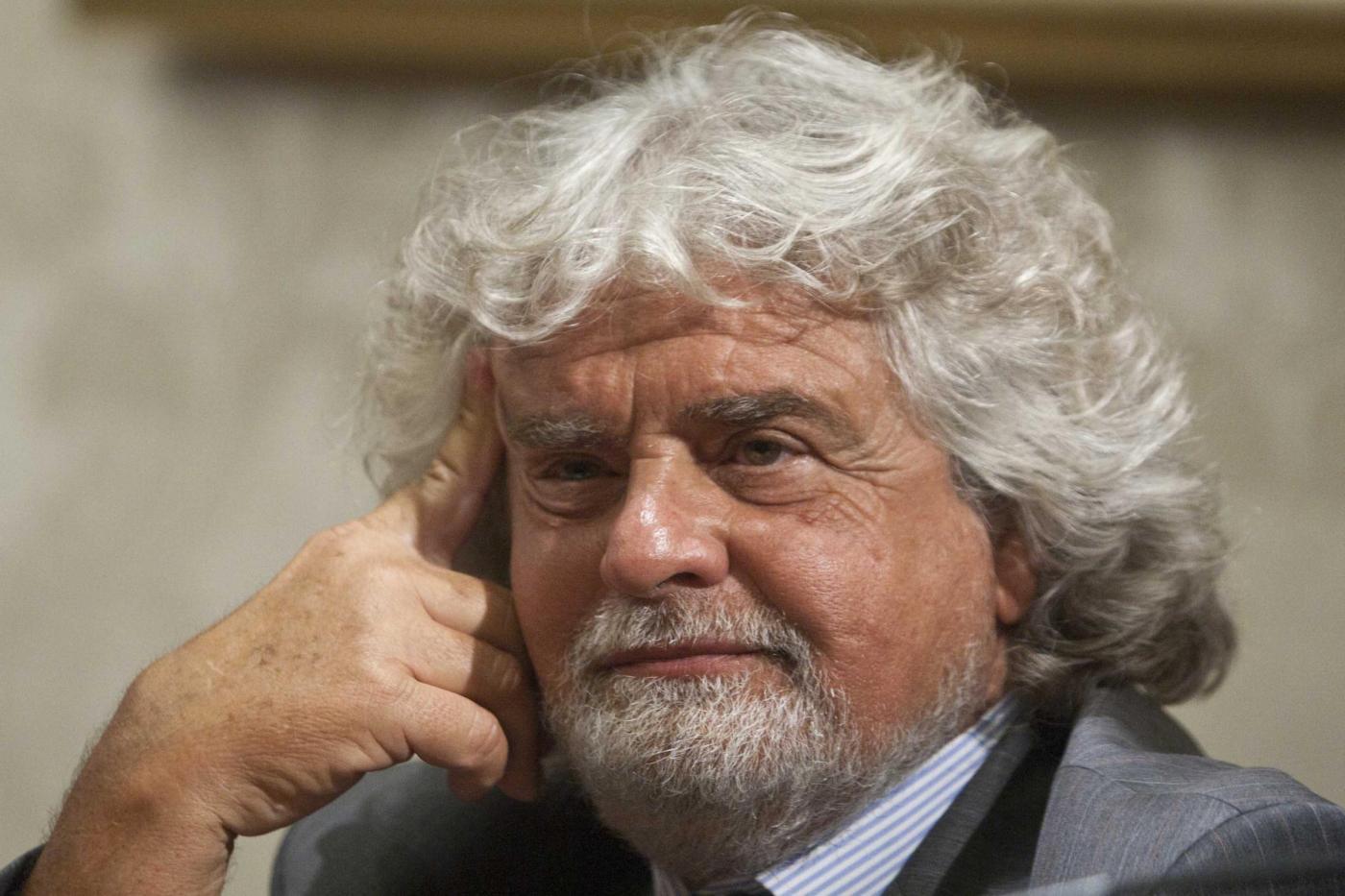 Da dove viene il nuovo motto di grillo gad lerner for Dove si riunisce il parlamento italiano